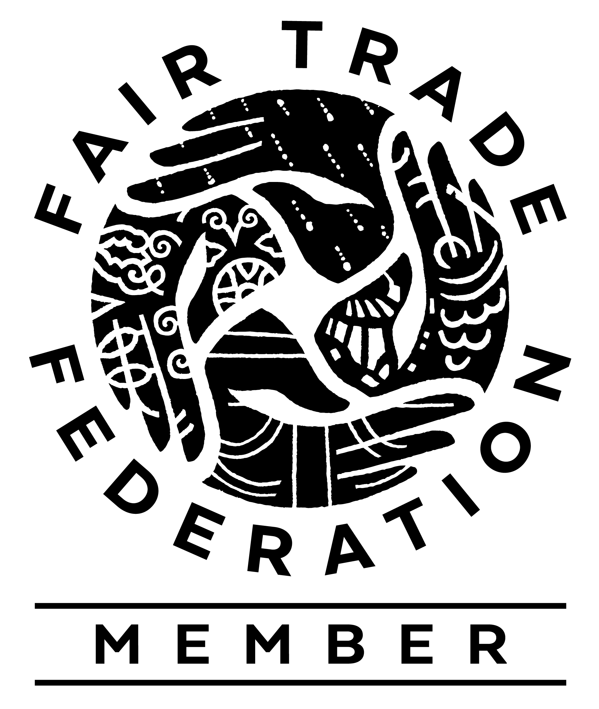 Image result for fair trade federation member logo