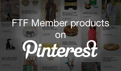 Pinterest member products preview