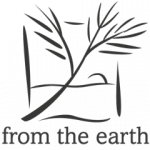 From the Earth NEW LOGO
