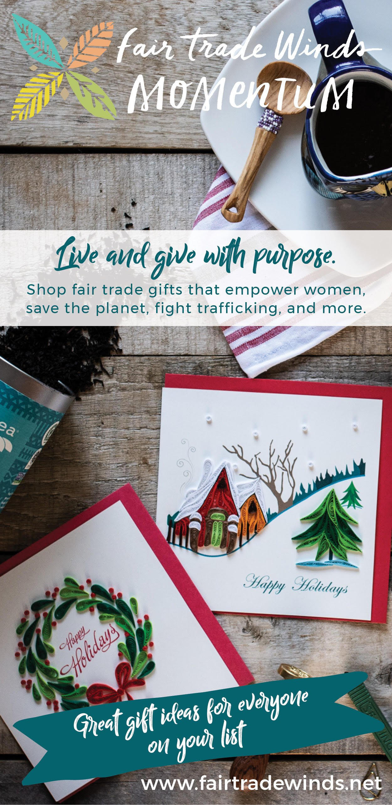 a602ed6a6a84 Welcome to our Fair Trade Holiday Gift Guide! - Fair Trade Federation